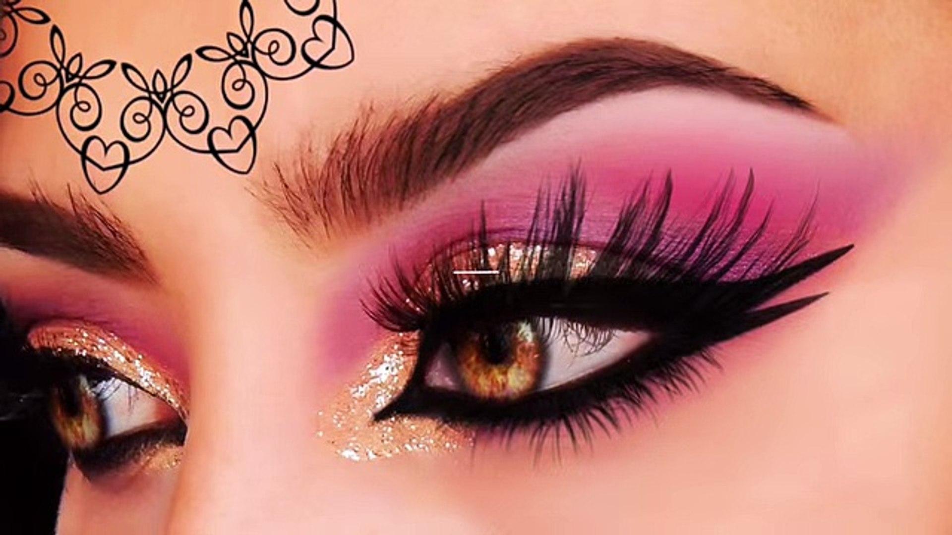 Indian Wedding Makeup Tutorial GoldenMarsala Purple top songs best songs new songs upcoming songs la