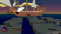 Bugs Bunny Lost In Time Level 2- The Pirate Years- Hey Whats Up Doc Part 3-Boss Fight-Yosemite Sam