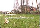 jump over pickup SICK! pro50s.com minibike pitbike crf 50