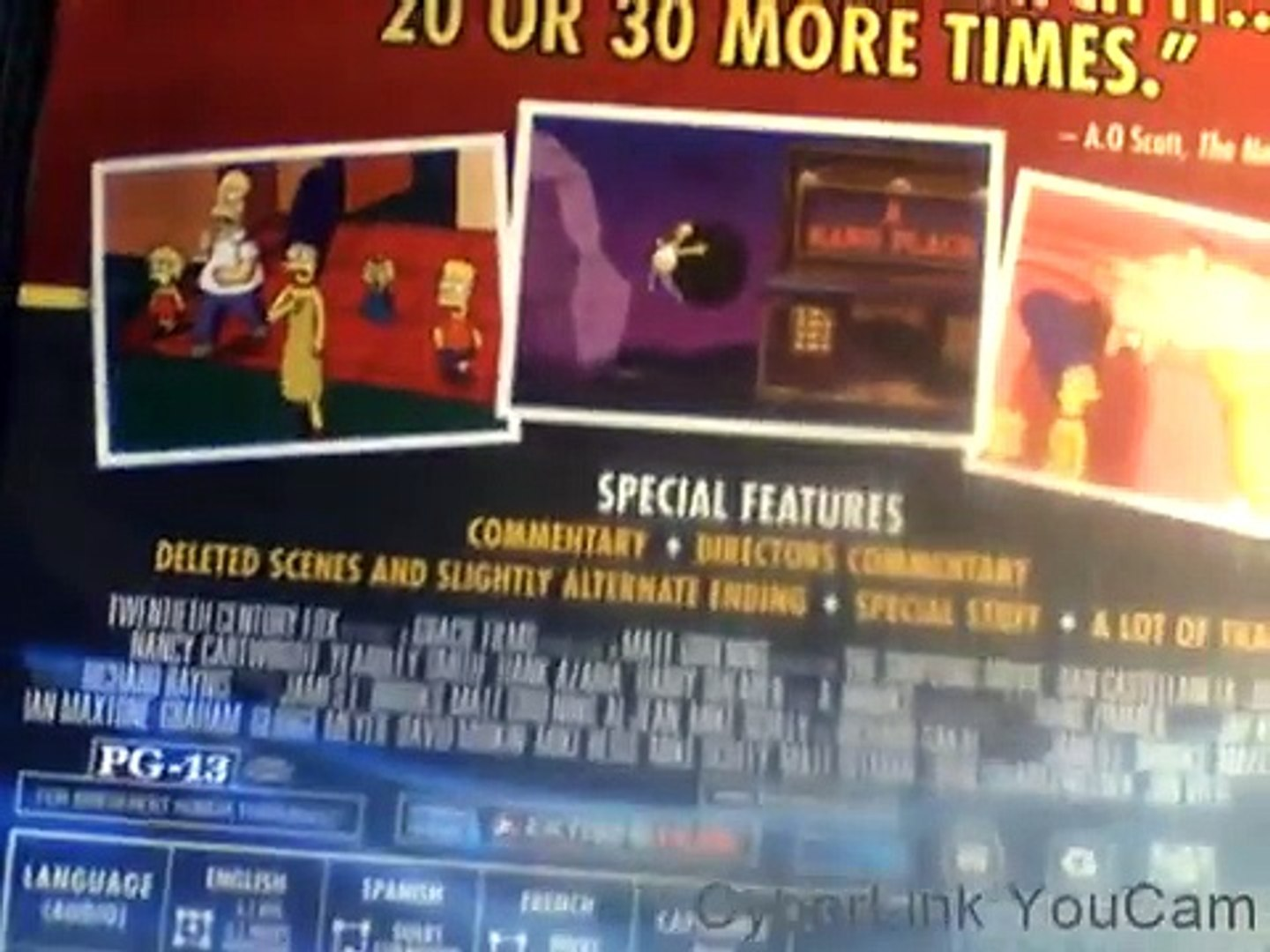 The Simpsons Movie And Family Guy The Freakin Sweet Collection Dvds Unboxing Video Dailymotion
