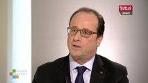 François Hollande au monde paysan : « La colère, je l'entends et je la comprends »