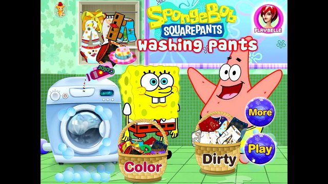 Spongebob Squarepants Full Episode - Nick Jr Game - Spongebob & Patrick! (Spongebob Games)