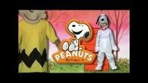 Charlie Brown Snoopy Woodstock Linus Lucy Peanuts Costumes