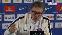 Laurent Blanc : «Ce n'est pas la faute du PSG si le football français n'est pas attrayant»