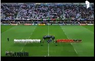 Rugby world cup 2011. England and Georgian team nathional anthems