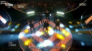 日本語字幕 20151231 BTS Perfect Man