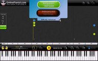 The Simpsons Title Theme - Piano Tutorial (Danny Elfman)