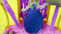 Play Doh Design a Dress Boutique Playset Disney Belle Rapunzel Prettiest Princess Playdough