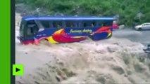 Sévères inondations et coulées de boue au Pérou