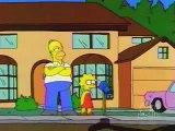 The Simpsons Anti-Tiger Rock