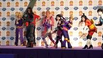 Cosplay groupe - Scène 100% Cosplay @ Japan Expo 2013 (vendredi)