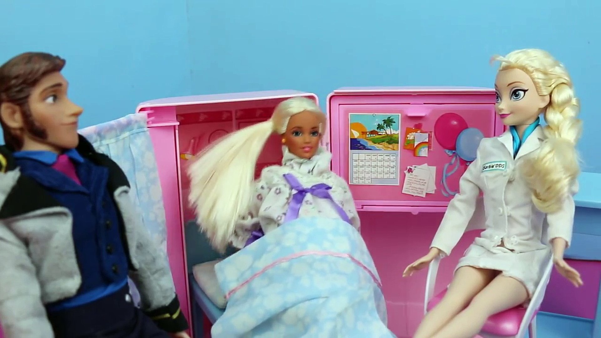 best selling low price hot sales Barbie Pregnant Baby Birth Story 3 Doctor Elsa DisneyCarToys Disney Frozen  Prince Hans Baby Delivery