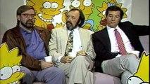 Matt Groening, James Brooks, and Sam Simon Talk The Simpsons With Barry Roskin Blake