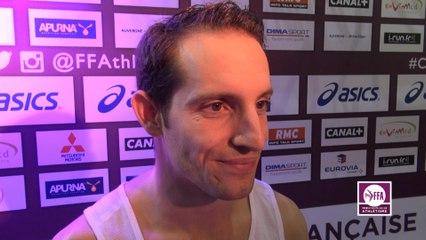 Renaud Lavillenie : « Du plaisir malgré la fatigue »