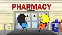 Pharmacy - Cyanide & Happiness Shorts