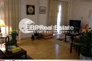 apartment for rent fully furnished  in rehab city over looking rehab club
