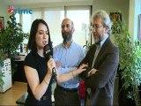 imc tv'nin karartılması dünya basınında