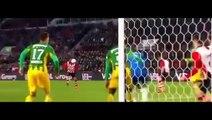 PSV  - ADO Den Haag  2 - 0  Resumen (27.02.2016)