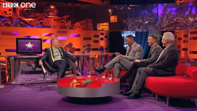 Will Smith and Gary Barlow Do The Fresh Prince of Bel-Air Rap - The Graham Norton Show - BBC One