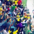 Check how Pashtoons were dancing on pasto songs during Zalmi match