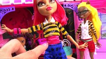 Monster High Pack Of Trouble Clawdeen Howleen Clawd Clawdia Wolf Family Playset Doll Toy U