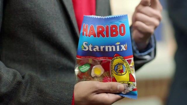 Haribo les bonbons des grands enfants - Spot TV Angleterre