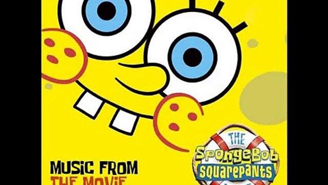 The Spongebob Squarepants Movie OST: SpongeBob & Patrick Confront The Psychic Wall of Energy