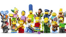 New LEGO The Simpsons Minifigures Series Revealed! [HD] (Minifigures Series 13)