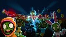 Slice Zombies for Kinect Oynanış Fragmanı