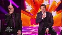 Patrick Bruel & Pascal Obispo - Medley Chansons de l'adolescence | FCF - La fête de la chanson française 2016