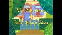 Apprends langlais avec Petit Ours Brun - Little Brown Bear doesnt want to eat his soup