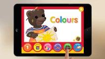 Application Petit Ours Brun - Japprends langlais sur iPad et iPhone