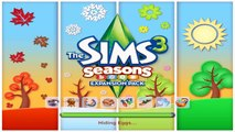 Lets Play: The Sims 3 Seasons - (Part 1) - Create A Sim