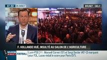 Brunet & Dély: Salon de l'agriculture: Les insultes à l'encontre de François Hollande sont-elles légitimes? - 29/02
