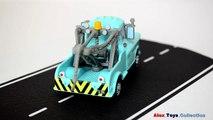 Тачки 1 мультфильм на русском полная версия - игрушки Маквин Disney Pixar Cars Mater