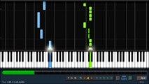 Nicki Minaj Grand Piano Piano Tutorial Synthesia How