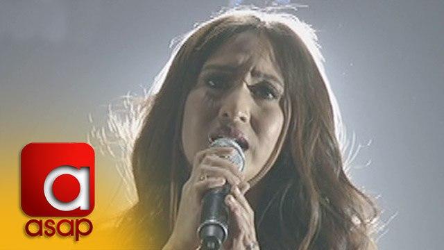 "ASAP: Jolina Magdangal sings ""Ikaw Ba 'Yon"" from her comeback album"