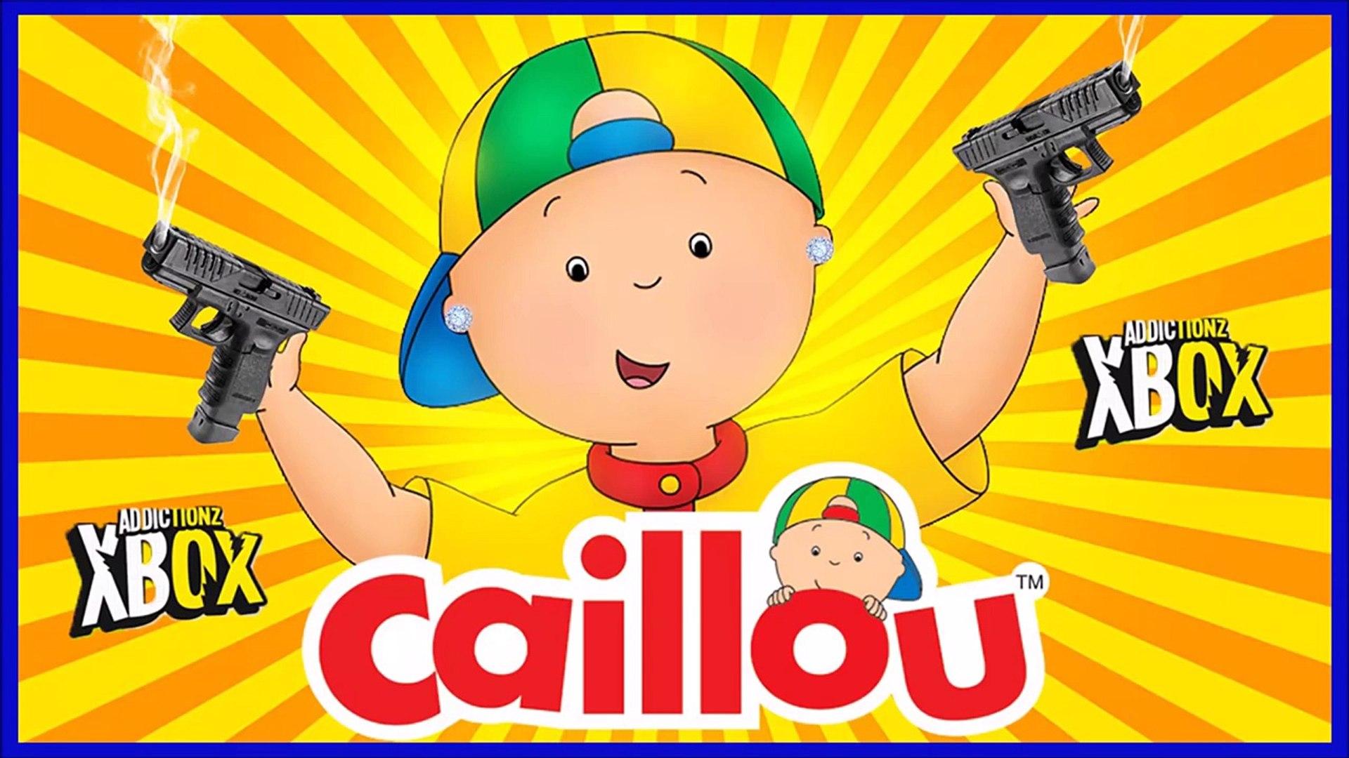 Im Caillou Thug Remix (XboxAddictionz Outro Song)