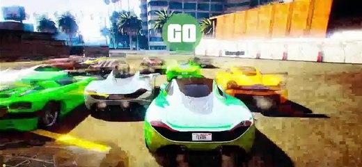 FULL THROTTLE RACING CAR-Gaming Video
