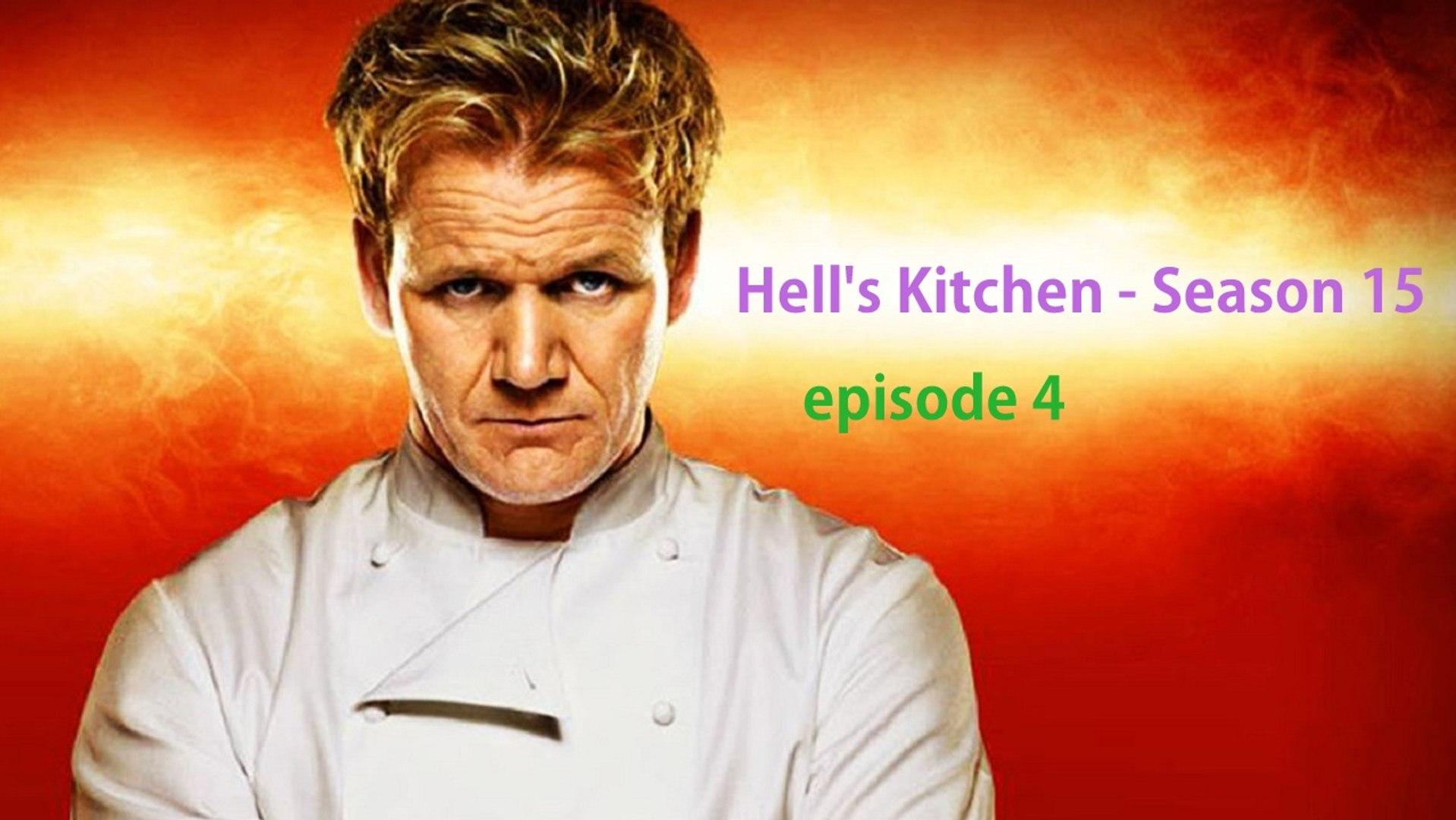 Hell S Kitchen Season 15 Episode 4 15 Chefs Compete