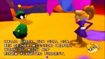 N64 Duck Dodgers starring Daffy Duck: #01 Planet E - All Atoms