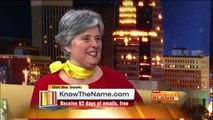 Sharon Lynn Wyeth - Would Donald Trump fire you based on your name?
