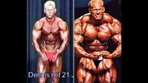 Bodybuilders Before And After - 20 Amazing Steroids Transformations