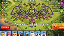 Clash Of Clans - TOP 10 Villages WTF