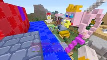 Minecraft Stampy and Squid Quests 130 - 131- Quest To Meet Betsy Wootsy Bootsy Fruitsy Boo