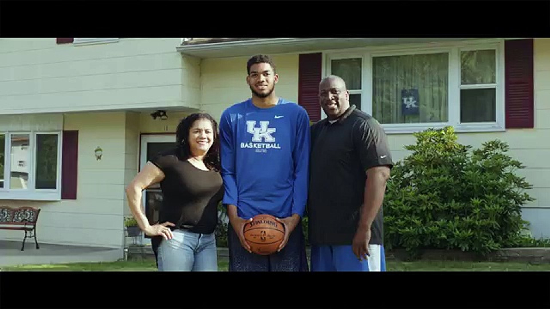 Vevo - Music Is My Sport (Karl-Anthony Towns)