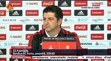 Rui Vitória Antevisão Benfica x FC Porto 22ª Jorn Liga 2015-16 (Latest Sport)