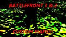 Star Wars Battlefront 2 Mods (HD): Alzoc 3: Blizzard- Dark Times Era
