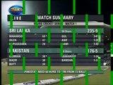 Shahid Afridi 32 Runs in 1 Over, Shahid Afridi Batting Vs Sri Lanka, 4,4,6,6,6,6