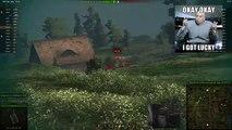 World of Tanks | Ramming Speed! | FaceCam